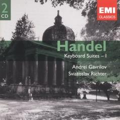Святослав Рихтер: Keyboard Suites Nos. 1-8