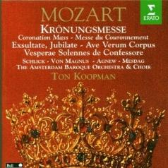 W.A. Mozart: Kronungsmesse Kv 317, Ave Verum Corpus Kv 618....