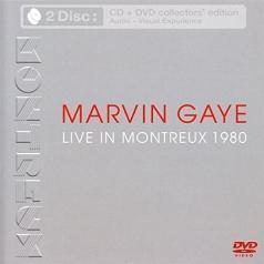 Marvin Gaye (Марвин Гэй): Live In Montreux 1980
