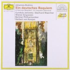Herbert von Karajan (Герберт фон Караян): Brahms: Ein Deutsches Requiem