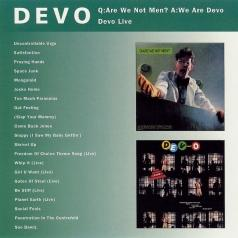 Devo: Q: Are We Not...