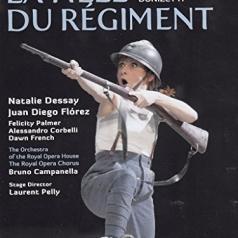 Natalie Dessay (Натали Дессей): La Fille Du Regiment