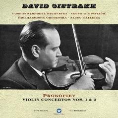 David Oistrakh (Давид Ойстрах): Prokofiev: Violin Concertos Nos. 1 & 2