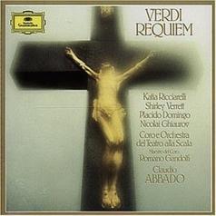 Claudio Abbado (Клаудио Аббадо): Verdi: Messa Da Requiem