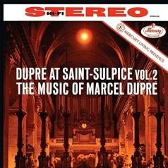 Marcel Dupre (Марсель Дюпре): At Saint-Sulpice, Vol.2