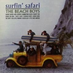 The Beach Boys (Зе Бич Бойз): Surfin' Safari/ Surfin' USA
