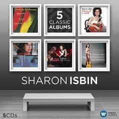 Sharon Isbin (Шерон Айсбин): Sharon Isbin: 5 Classic Albums