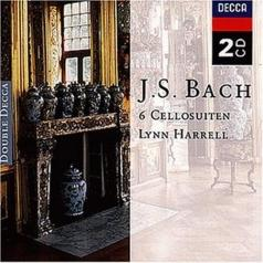 Lynn Harrell (Линн Харрелл): Bach, J.S.: The Cello Suites
