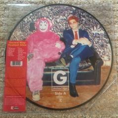 Gerard Way (Джерард Уэй): Hesitant Alien