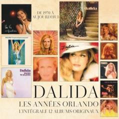 Dalida (Далида): L'Integrale Des Enregistrements Orlando