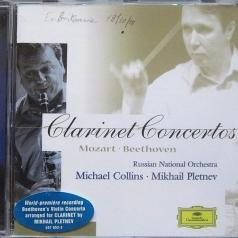 Михаил Плетнёв: Mozart / Beethoven: Clarinet Concertos