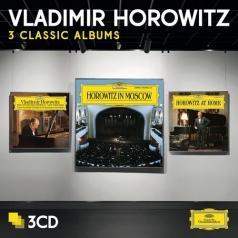 Владимир Горовиц: 3 Classic Albums