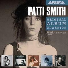 Patti Smith (Патти Смит): Original Album Classics