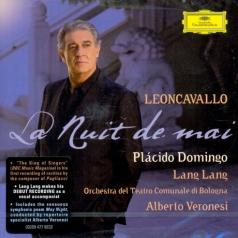"Placido Domingo (Пласидо Доминго): Leoncavallo: ""La Nuit De Mai"" Opera Arias & Songs"