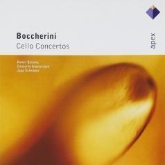 Anner Bylsma (Аннер Билсма): Cello Concertos