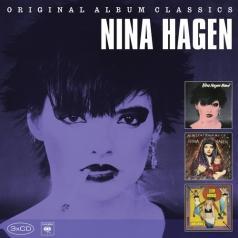 Nina Hagen (Нина Хаген): Original Album Classics