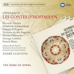 André Cluytens (Андре Клюитанс): Les Contes D'Hoffmann