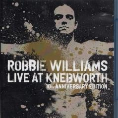 Robbie Williams (Робби Уильямс): Live At Knebworth