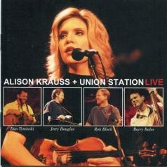 Alison Krauss (Элисон Краусс): Alison Kraus/ Union Station Live
