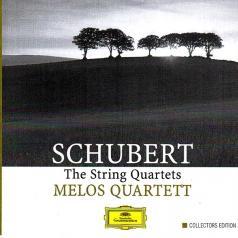 Melos Quartet (Квартет Мелос): Schubert: The String Quartets