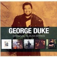 George Duke (Джордж Дюк): Original Album Series