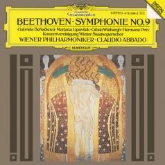 Claudio Abbado (Клаудио Аббадо): Beethoven: Symphony No.9