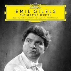 Emil Gilels (Эмиль Гилельс): The 1964 Seattle Recital