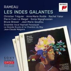 Jean-Claude Malgoire (Жан-КлодМальгуар): Les Indes Galantes