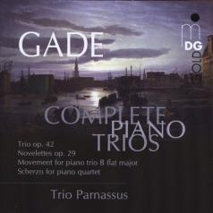 Trio Parnassus (Филипп Шарвенка ): Trio Op. 42, Movement For Piano Trio A Major (1839), Novelets Op. 29, Scherzo For Piano Quartet