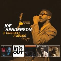 Joe Henderson (Джо Хендерсон): Original Albums