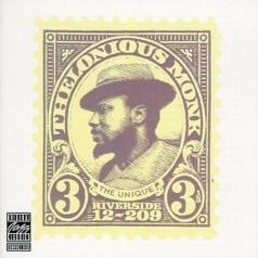 Thelonious Monk (Телониус Монк): The Unique Thelonious