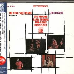 The Stax / Volt Revue Vol. 2 Live In Paris