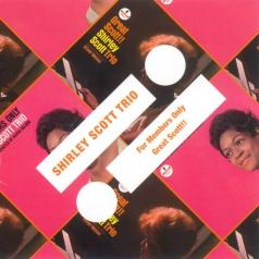 Shirley Scott: For Members Only/ Great Scott!!