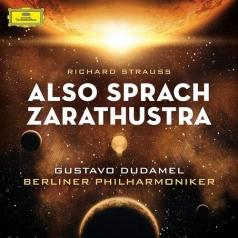 Gustavo Dudamel (Густаво Дудамель): Strauss: Also Sprach Zarathustra, Don Juan
