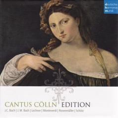 Cantus Colln (Кaнтус Кёльн): Cantus Colln-Edition