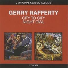 Gerry Rafferty (Джерри Рафферти): Classic Albums (City To City/Night Owl)
