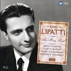 Dinu Lipatti (Дину Липатти): Dinu Lipatti - The Master Pianist