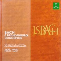 Jean-François Paillard (ЖанФрансуа Пайяр): 6 Brandenburg Concertos