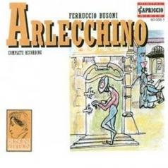 Gerd Albrecht (Герд Альбрехт): Busoni: Arlecchino