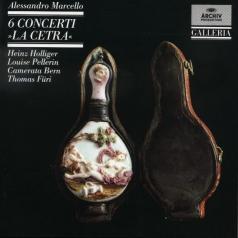 """Thomas Furi (Томас Фюри): Marcello: 6 Concerti """"La Cetra"""""""
