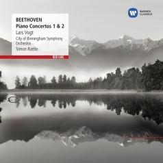 City of Birmingham Symphony Orchestra (Симфонический оркестр Бирмингема): Piano Concertos 1 & 2