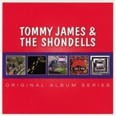 Tommy James (Томми Джеймс): Original Album Series