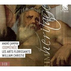 Les Arts Florissants (Ар Флориссан): Campra / Idomenee/Les Arts Florissants, William Christie