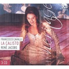 Concerto Vocale (Концерто Вокале): Cavalli Pier Francesco/La Calisto/M. Bayo, M. Lippi, S. Keenlyside, R.Jacobs