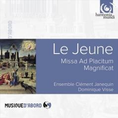 Ensemble Clement Janequin: Le Jeune / Missa Ad Placitum/Ensemble Clement Janequin, Dominique Visse