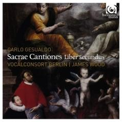 Vocalconsort Berlin (Вокалконсорт Берлин): Gesualdo Carlo: Sacrae Cantiones, Liber Secundus/Vocalconsort Berlin, James Wood