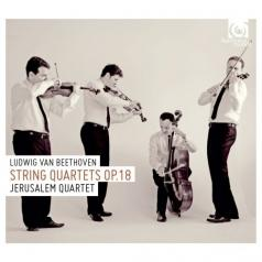 Jerusalem Quartet (Квартет Иерусалим): Beethoven / String Quartets Op.18/Jerusalem Quartet
