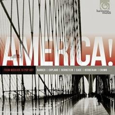 Jon Manasse (Джон Манассе): America! / From Modern To Pop Art