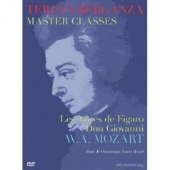 Teresa Berganza Master Classes (Les Noces De Figaro, Don Giovanni)/Fim De D.L. Brard