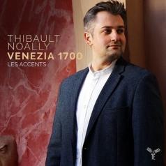 Thibault Noally: Venezia 1700 - Violin Sonatas/Thibault Noally; Les Accents
